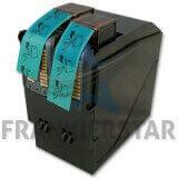 Frankierstar Tintenkartusche passend in Neopost IS-400, IS-440, IS-440 eco, IS-480, IS-480 eco, IN-600, IN-700 Frankiermaschine